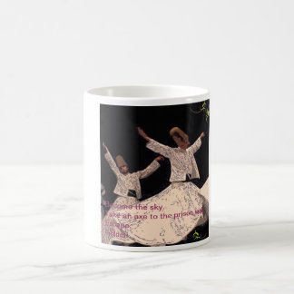 Rumi Classic White Coffee Mug
