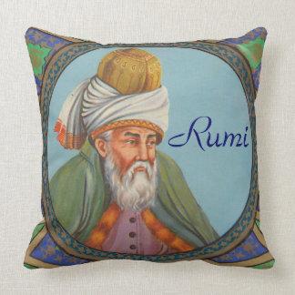 Rumi pillow