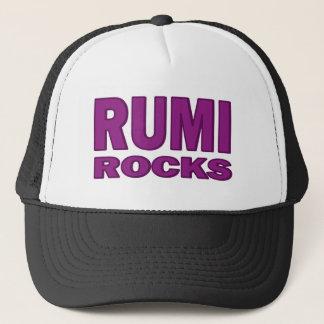 Rumi Rocks Trucker Hat