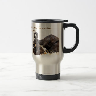 Rumi Soul joy 15 Oz Stainless Steel Travel Mug