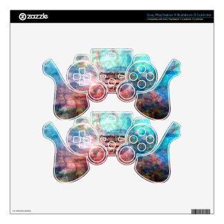 Rumi Uplifting Quote About Energy And Universe PS3 Controller Decals