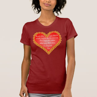 Rumi Valentine's Day T-Shirt