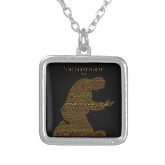 """Rumi's """"The Guest House"""" Poem Jewelry"""