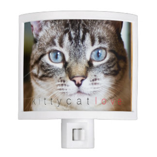 Rummy Full of Flies Siamese Cat Nightlight