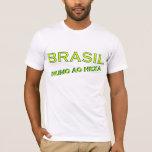 Rumo ao del Brasil hexa Playera