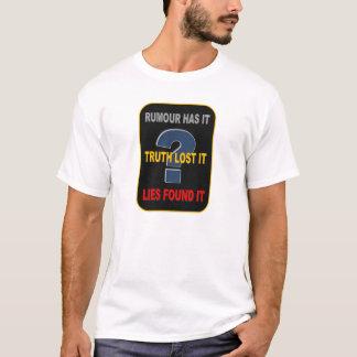 RUMOUR HAS IT T-Shirt