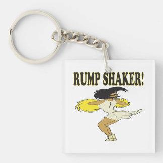 Rump Shaker Acrylic Key Chain