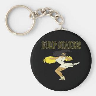 Rump Shaker Keychain