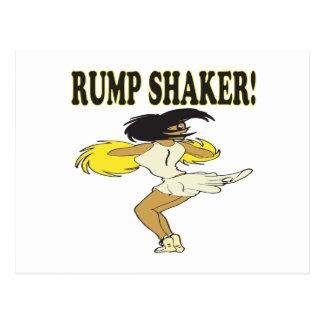 Rump Shaker Postcard