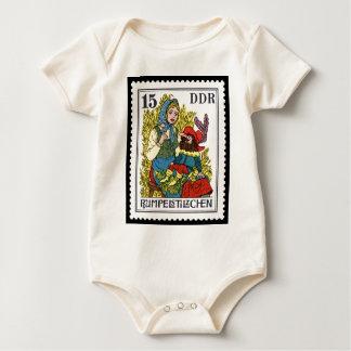 Rumpelstiltskin 15 DDR 1976 Baby Bodysuit
