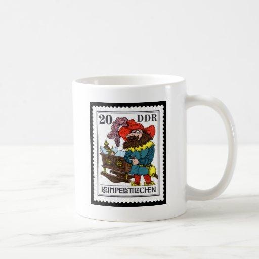 Rumpelstiltskin 20 DDR 1976 Coffee Mug