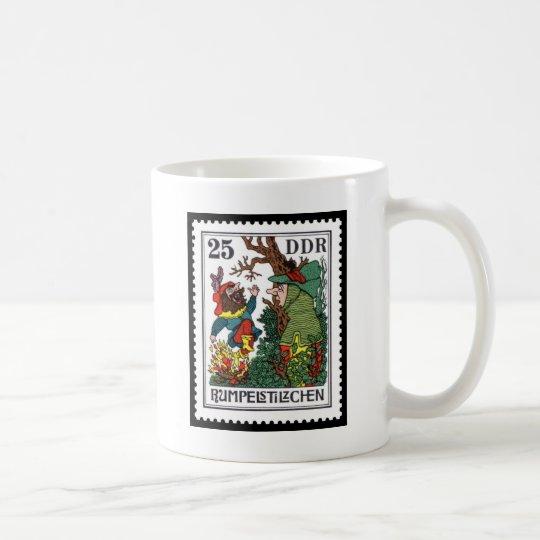 Rumpelstiltskin  25 DDR 1976 Coffee Mug