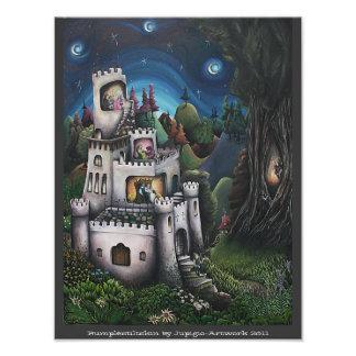 rumplestiltskin painting art photo