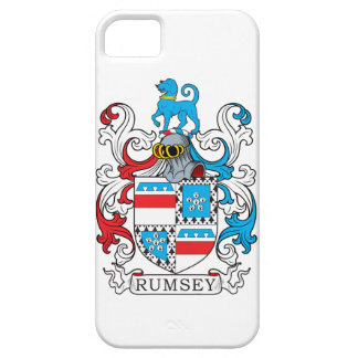 Rumsey Family Crest iPhone 5 Cover