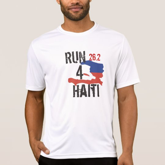 Run4Haiti Running Shirt