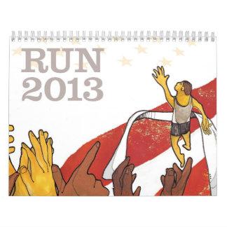 Run 2013 - Calendar for Runners