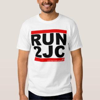 RUN-2-JC TEE SHIRTS