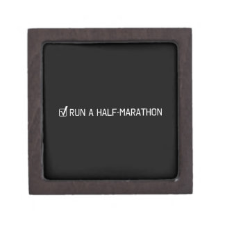Run A Half Marathon Gift Box
