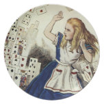"Run Alice Run ! ~ Plate 10"""