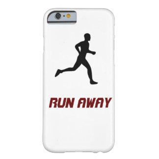 run away barely there iPhone 6 case