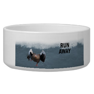 Run away bowl