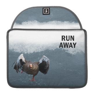 Run away sleeve for MacBook pro