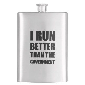 Run Better Government Flask
