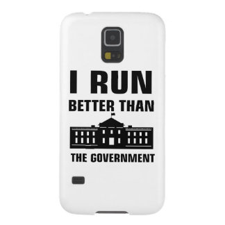 Run better than the Government Case For Galaxy S5
