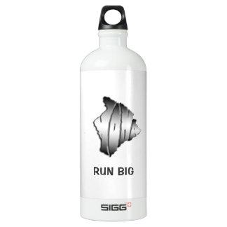 """RUN BIG"" Racing Water Bottle"