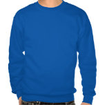 RUN Black Pullover Sweatshirt