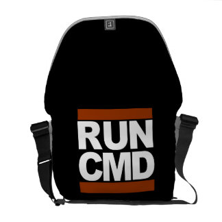 Run CMD Courier Bag