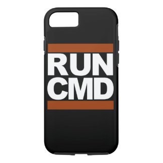 Run CMD iPhone 7 Case