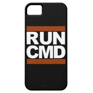 Run CMD iPhone SE/5/5s Case
