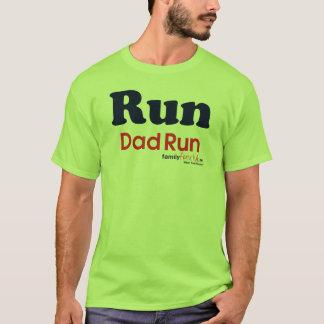 Run Dad Run - Run for Sam T-Shirt