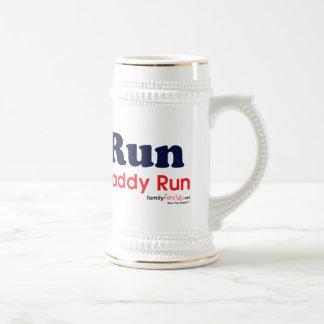 Run Daddy Run Beer Stein