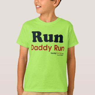 Run Daddy Run - Run for Sam T-Shirt