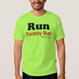Run Daddy Run - Run for Sam Tee Shirt