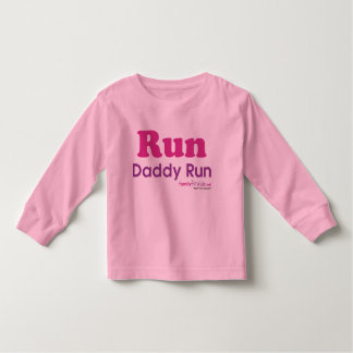 Run Daddy Run Toddler T-shirt