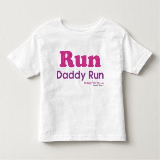 Run Daddy Run Toddler T-shirt