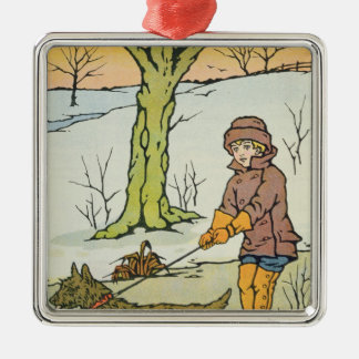 Run, Dandy Run, 20th century Christmas Tree Ornament