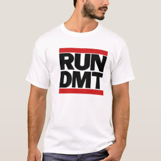 RUN DMT T-SHIRT psychedelics