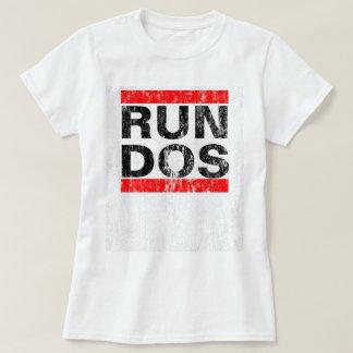 RUN DOS DS T-Shirt