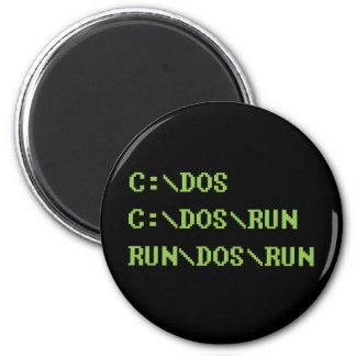 run dos run magnet