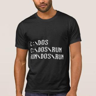 RUN DOS RUN T SHIRT