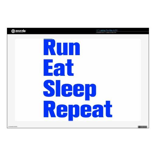 run-eat-sleep-repeat-ak-blue.png portátil 43,2cm skins