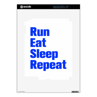 run-eat-sleep-repeat-ak-blue.png skins for iPad 2