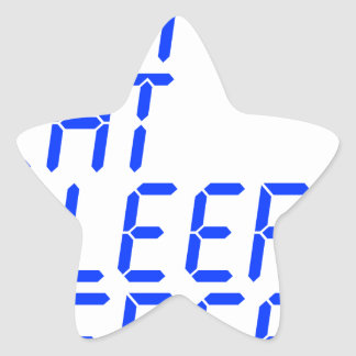 run-eat-sleep-repeat-lcd-blue.png star sticker