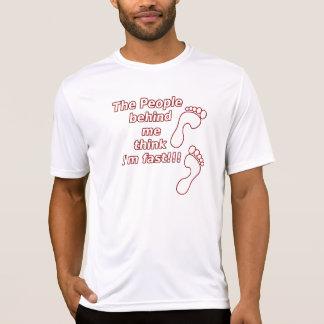 Run faster!! t shirt
