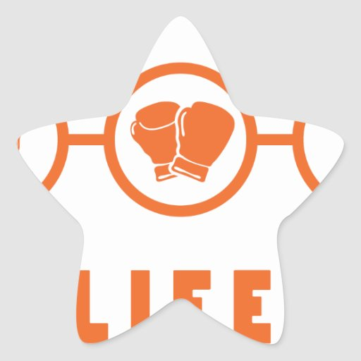 Run Fight Die - That's life! Stickers