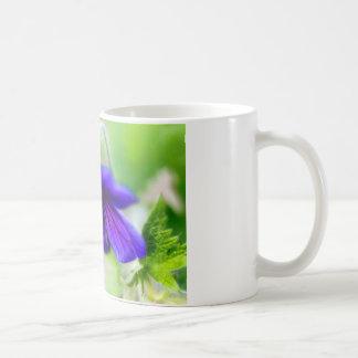 Run flower coffee mug